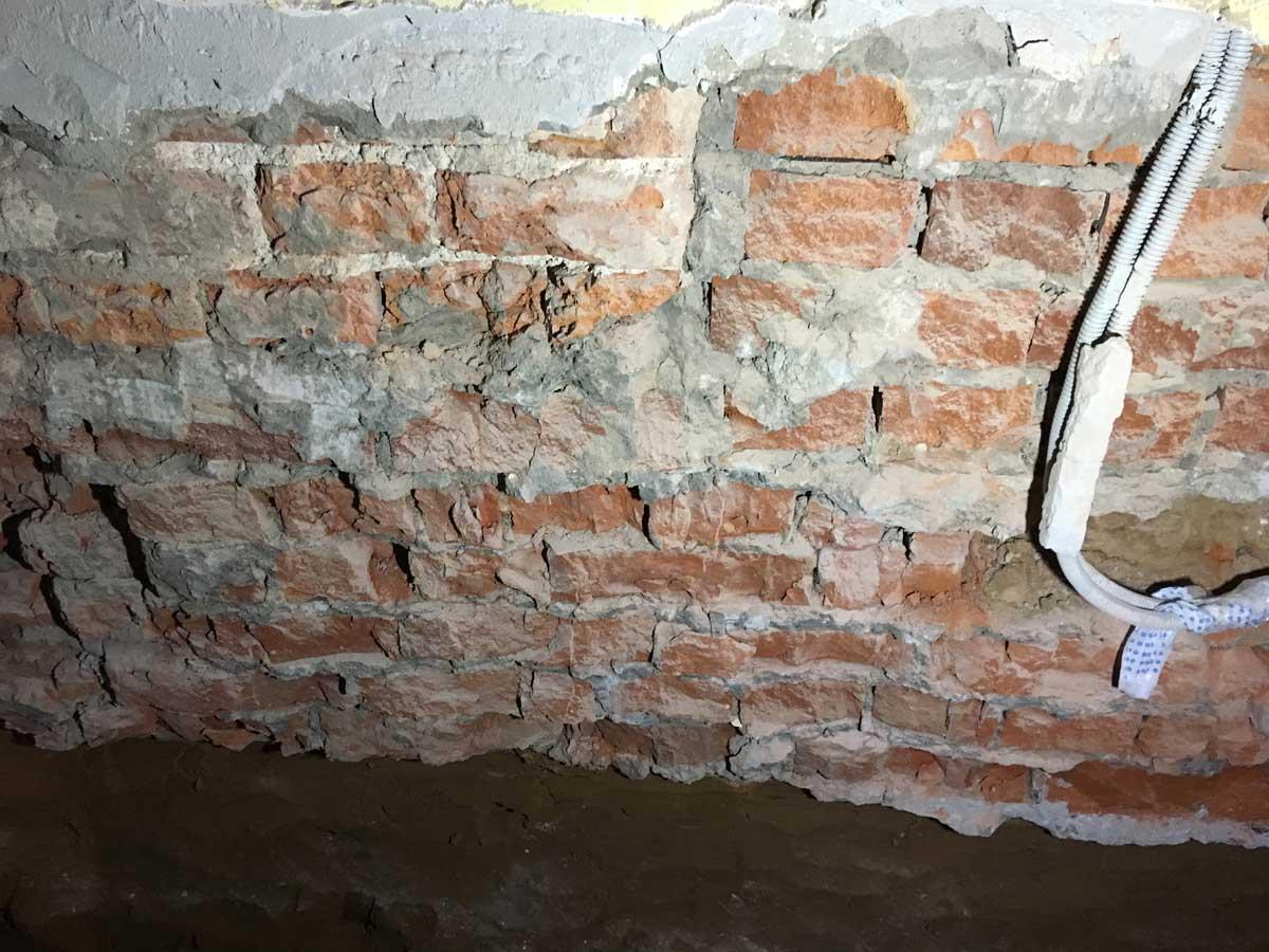 Гидроизоляция цокольного этажа сухой смесью, фото 1